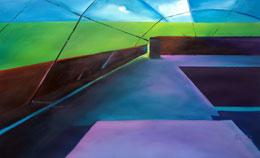 different watercolour landscape painting – out