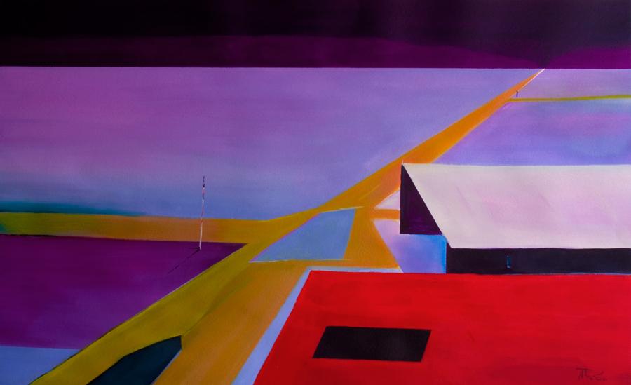 deep perspective art encroachment