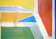 diebenkorn influence? not directly