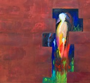 Mysterious Figure Paintings