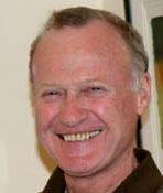 Alan Brain contemporary artist and art tutor Surrey UK