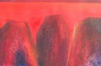 dawning- painting stillness