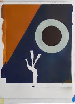 great-war paintings -Danger-Tree