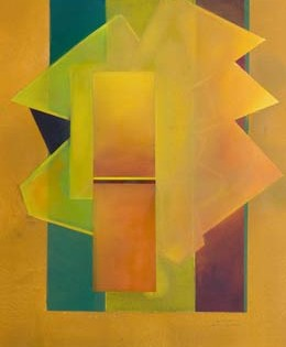 buy authentic art – original yellow artwork – coming out