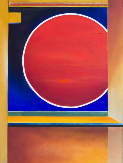 Abstract Geometric Paintings For Sale Directly From Uk