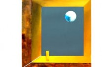 Geometric abstract art – Farewell
