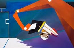 modern vibrant art – Joy