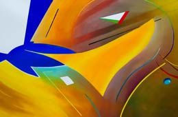 yellow-blue-red-painting---Windblown