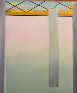 geometric paintings – memories