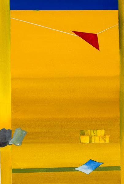 a new painting - modern surrealism from alan brain