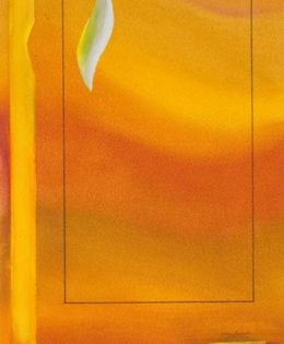 Surrealism today – Waft  an original painting from UK artist Alan Brain