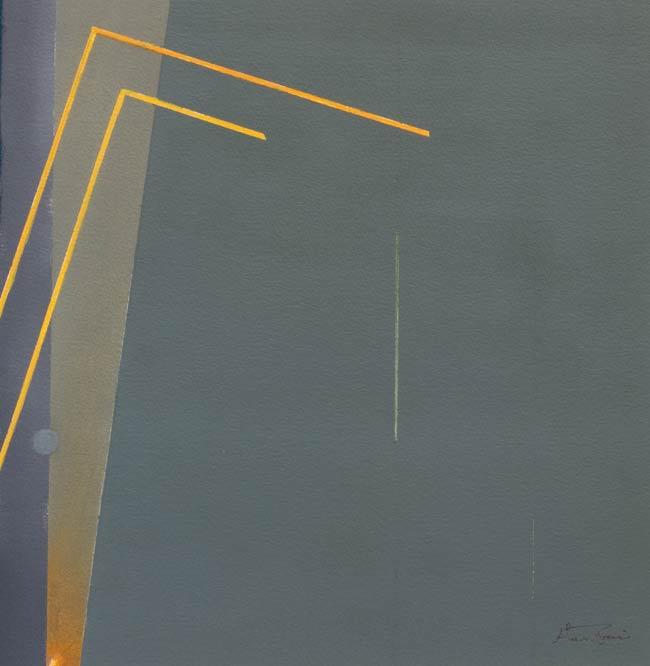 beautiful geometric -minimalism-paintings-Away-38x36-0818